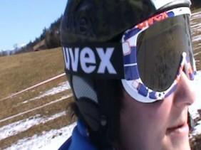 1. Skitag nach der Verletzung