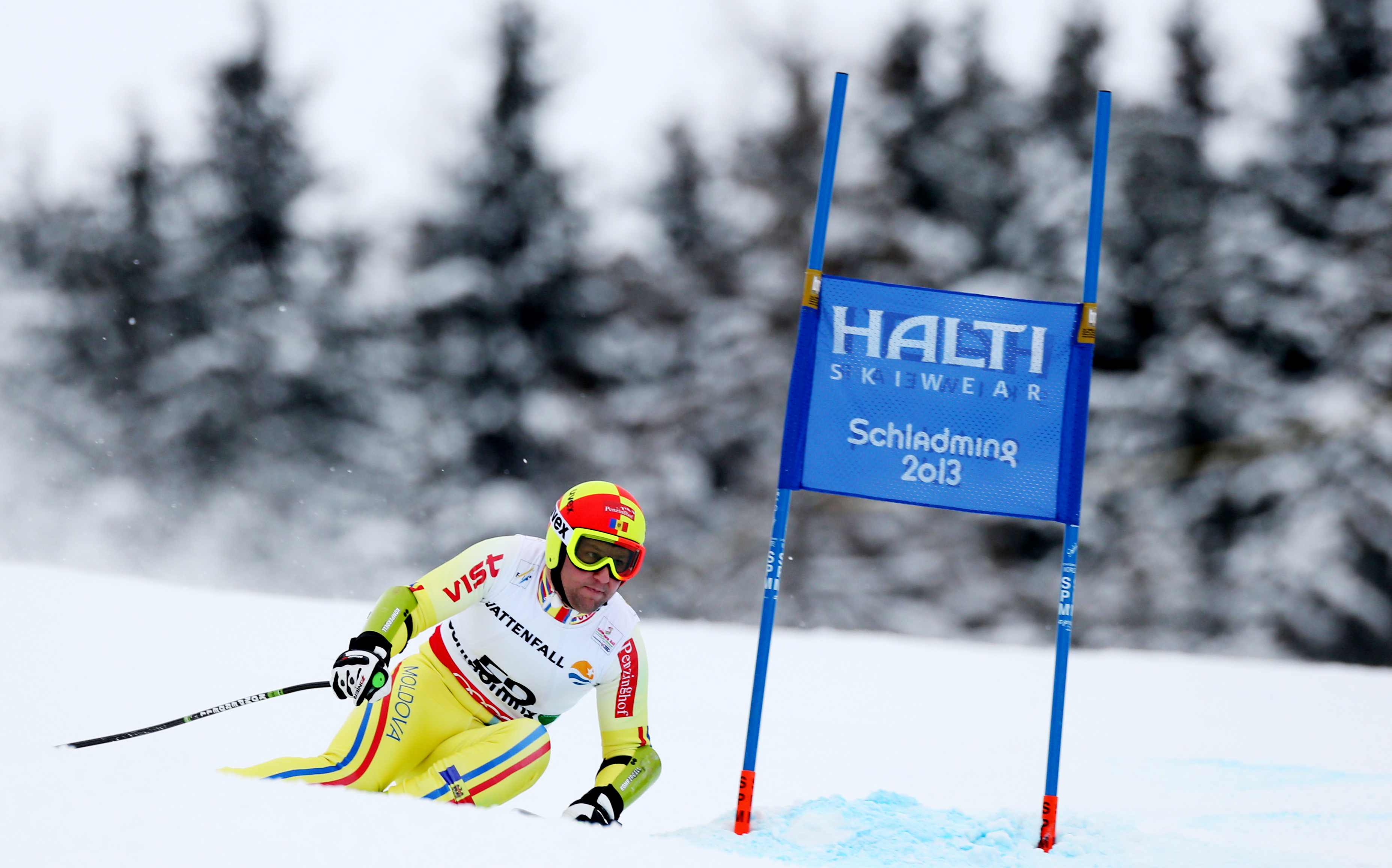 SKI ALPIN - FIS Ski WM 2013, Super G, Herren